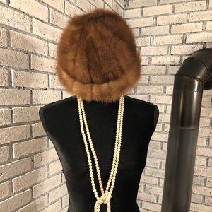 Bethmar Mink Hat